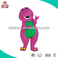 wholesale Cheap Custom Barney Plush Toy
