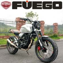 Scrambler Sports Bike 200cc 250cc Oil Cooling Motorcycle