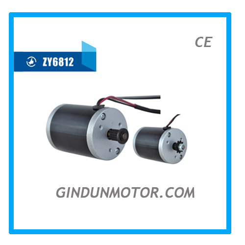 12v Dc Motor With Speed Controller For Bicycle Zy6812