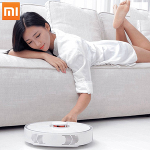 2018 Hot Cheap XIAOMI MI Smart Cleaner Commercial Automatic Robot Vacuum