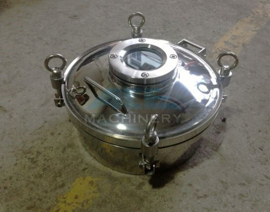 Stainless Steel Round Tank Manhole Cover,Manhole Cover Gasket