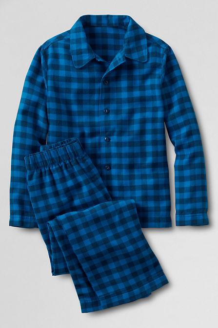 Custom Boys' Flannel Pajama Set/kids Flannel Pajamas/pattern Baby ...