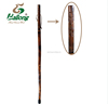 122 cm walking stick with totem head