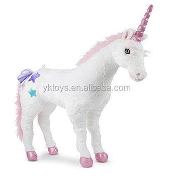 Pink Unicorn Stuffed Animal Large Big Cute Giant Toy Buy Big Cute