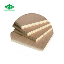 High Quality Cabinet Grade Commercial Veneer Plywood for Furniture and Decoration