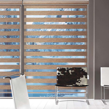 blackout zebra blinds fabrics vision double roller blinds