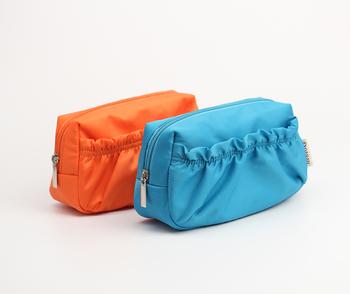 dd4a254e4469 Portable Toiletry Bag For Women and Men Shaving Dopp Kit Casual Zipper Wash  Cases Travel Organizer