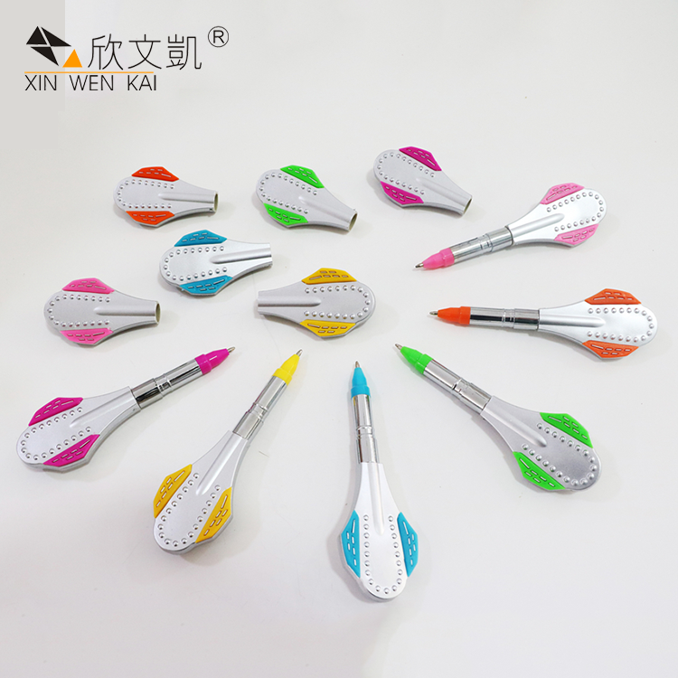 Hot Selling Fancy Custom Different Special Cute Skateboard Shape Ballpoint Pen