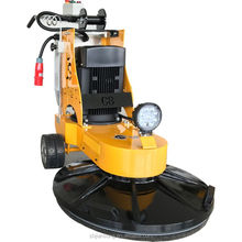 C8 High speed balance design adopted artificial stone marble floor polisher
