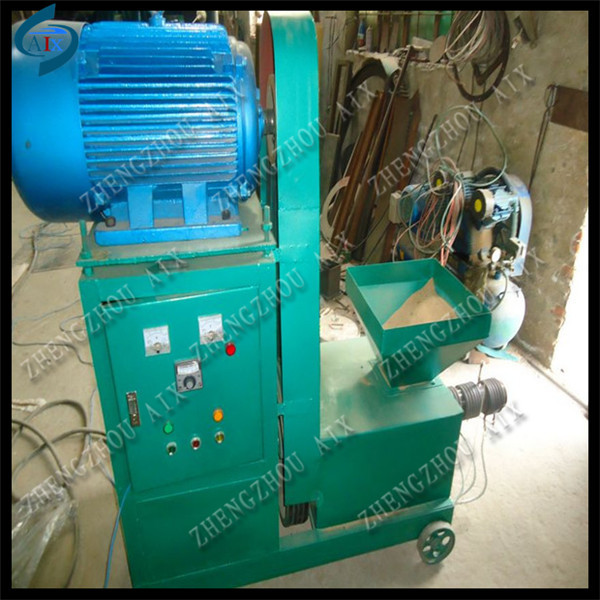 Houtbriketten making machine, houtskool making machine, hout zaagsel briket making machine op hete verkoop