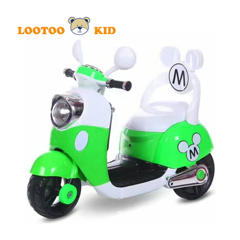 China shop three wheel cycle children kids bicycle motorcycle for baby ride on