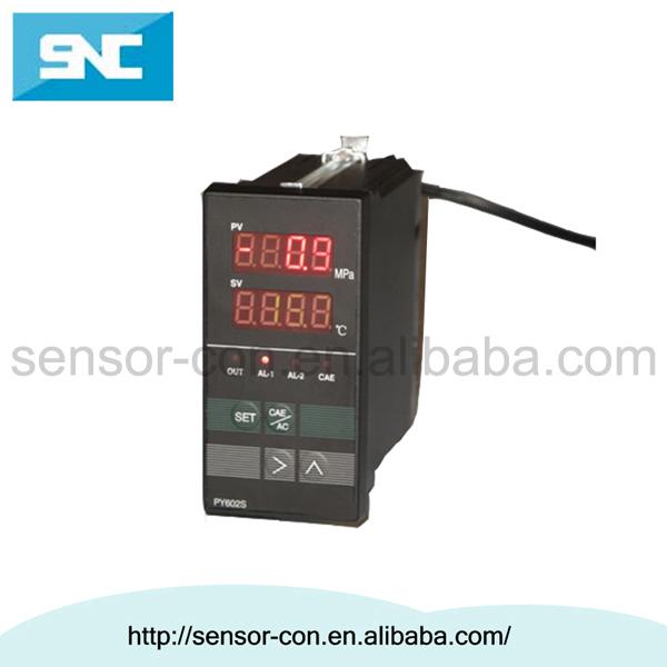 Digital Panel Meter Pressure Transducer : Py s pressure transducer indicator v ma