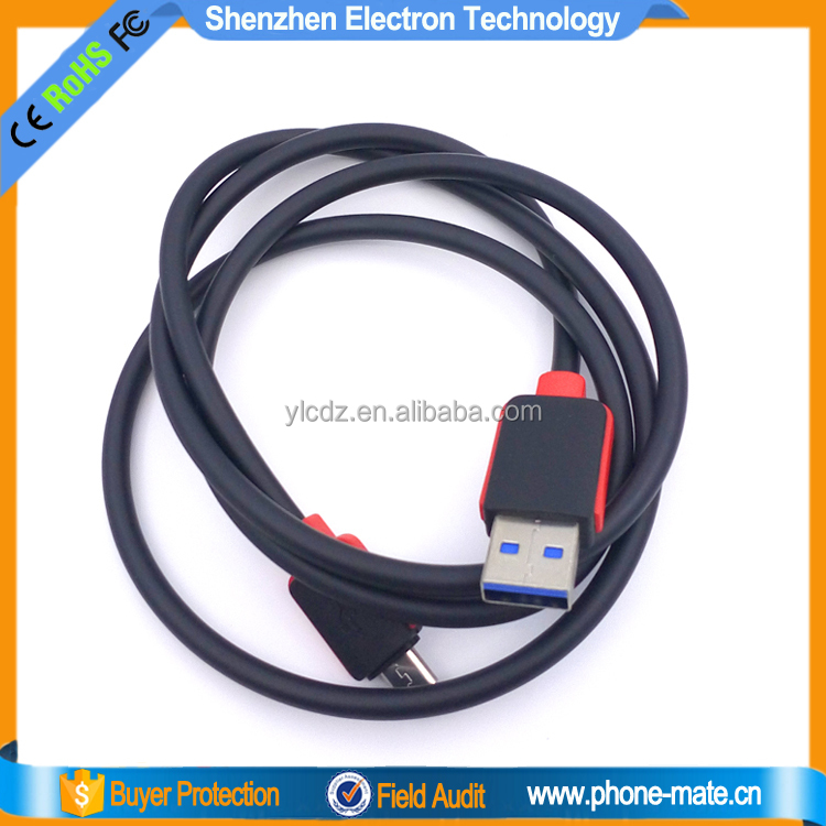 4.5mm dia. micro 2A charging cable Android <strong>System</strong> Phones big round mobile data cable