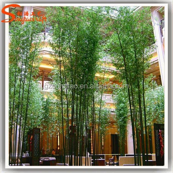 Bijna natuurlijke kunstmatige bamboe hek kunstmatige bamboe planten andere kunstmatige planten - Bamboe hek ...