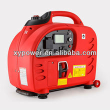 4.4KVA newest inverter generator with 4.4KVA XG-SF3700ER inverter generator with 5V DC USB socket and 12V car outlet