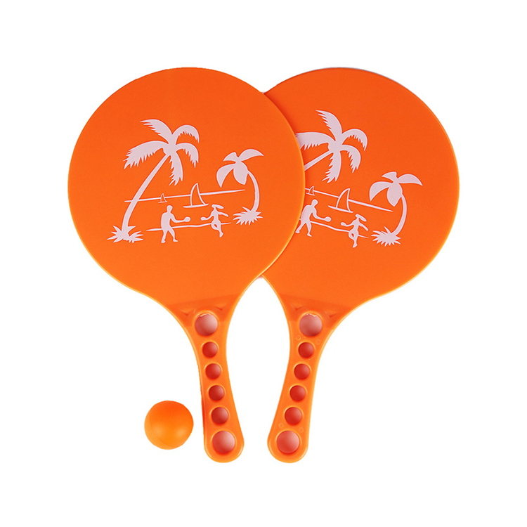 Outdoor geschenken leuk speelgoed strand tennisracket strand kids racket sets