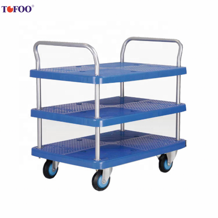 electronic Industrial ESD trolley with bins rails and tool panels