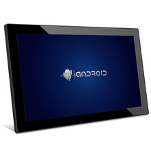 Produttore forniture <span class=keywords><strong>Google</strong></span> Quad Core Android 4.4 Super Intelligente <span class=keywords><strong>Tablet</strong></span> <span class=keywords><strong>PC</strong></span>/<span class=keywords><strong>pc</strong></span> all in one wifi digital signage foto telaio