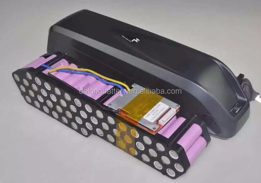 48V 13Ah lithium battery pack for ebike electric bicycle