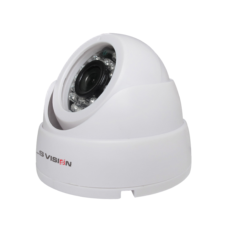 LS VISION H.265 Hot Sell HD 4CH 960P 2MP Bullet Security Fixed 3.6MM CCTV System DVR Camera Kit