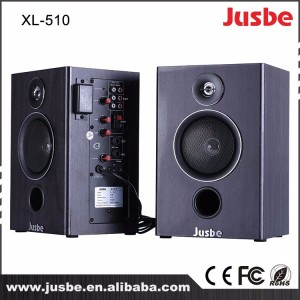 40w 2.4G wireless Multimedia Speaker anti-interference dining room/lobby/corridor active speaker sound box,bose