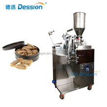 Edible Food Grade Portion Snus Packaging Machine With Tea Bag Paper