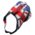 New style soft nylon reflective padded dog harness,service pet dog harness