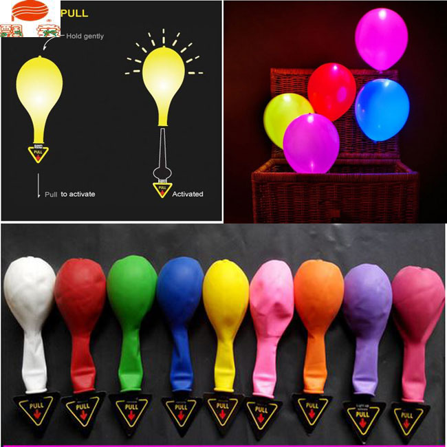 Wholesale High Quality 12inch Decoration Party Led Balloon