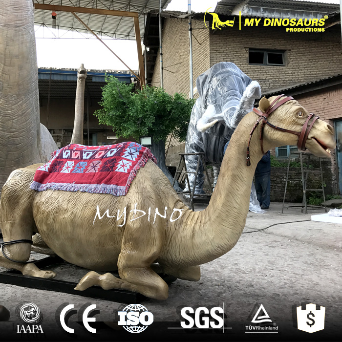 MY Dino AA-33 Artifical Animals Life Size Camel Statue