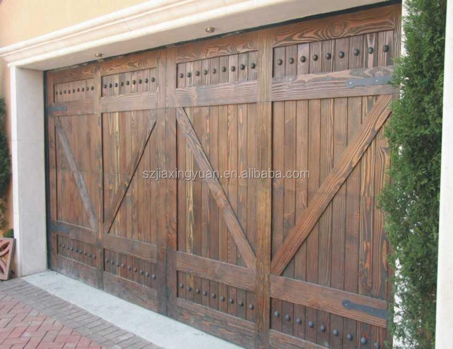 Old Wooden Garage Door Panels Wood Garage Door Reserve
