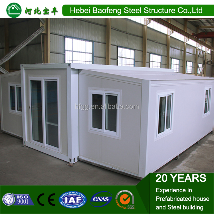 Baofeng Quick Build Expandable Container House