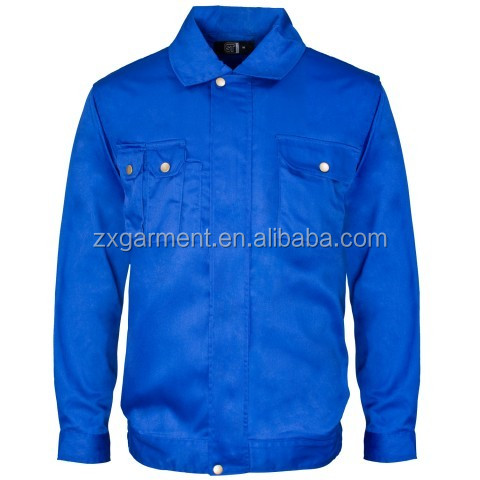 Smart hard wearing and comfortable driver jacket