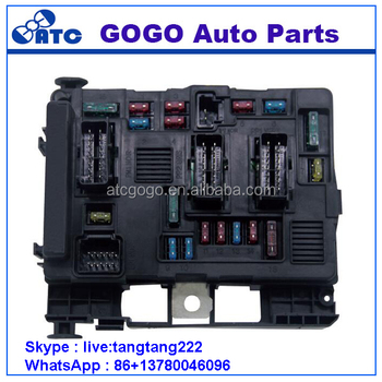 peugeot 1007 fuse box diagram fuse box for peugeot 1007 206 307 partner oem 6500.y3 ...
