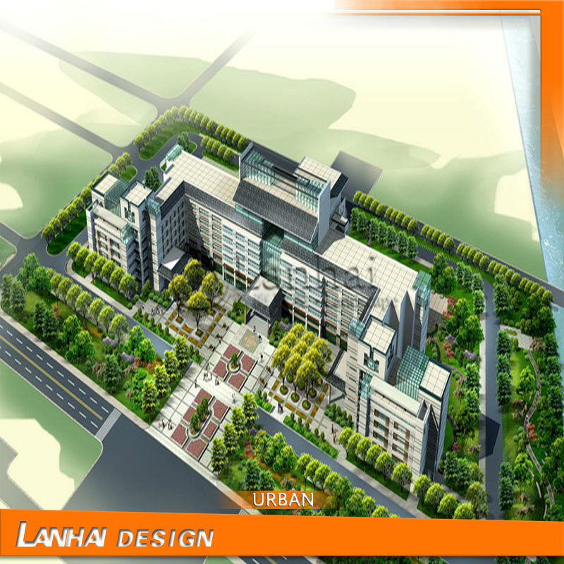 Landscape Plan Architectural Renderings Definition