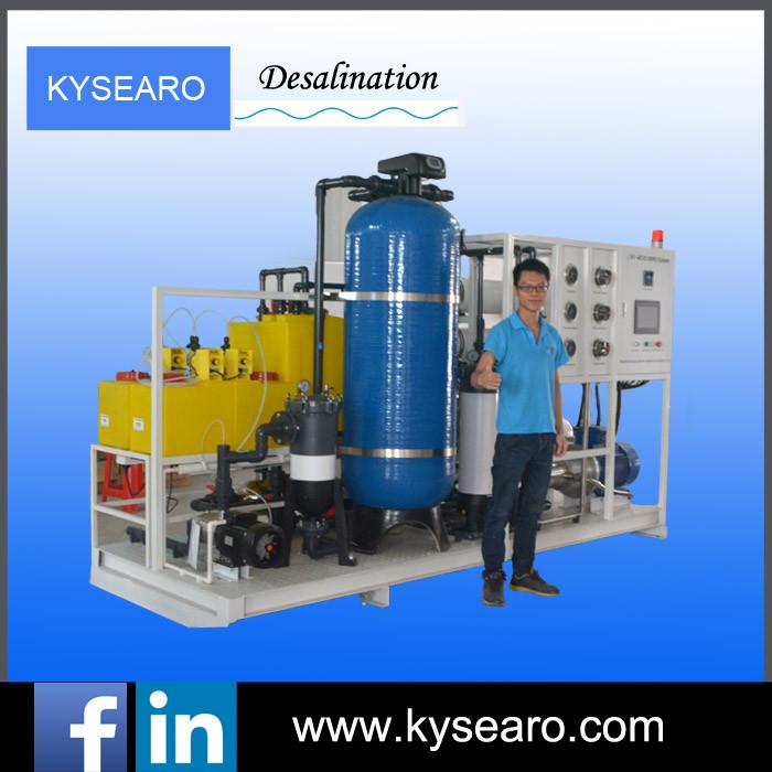 Mini Desalination Plant : Karachi bakht tower mix fl complete page