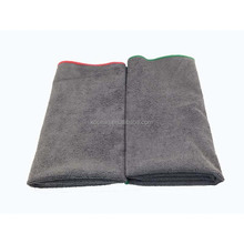 50cm*55cm Wholesale Grey Microfiber Cleaning Cloth For Home Appliance