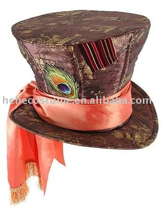 2013 spring new design adult festival hat