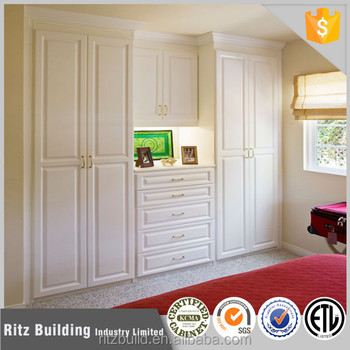 Ritz Slaapkamer Closet Hout Garderobekasten - Buy Slaapkamer Closet ...