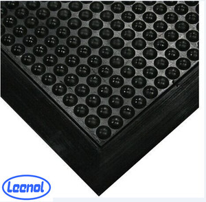LN-1550930 ESD Rubber Soft Anti-fatigue Mat For Factory