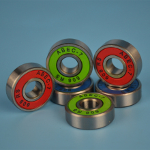 Best sale steel ball bearing ABEC 7 608z 608rs bearings for spinner