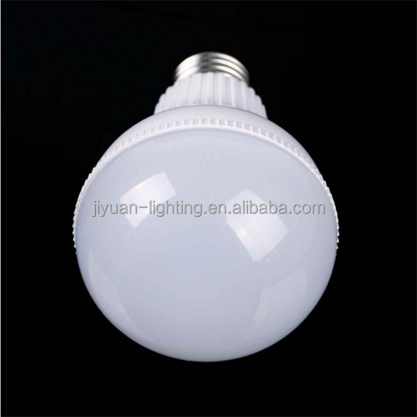 Modern Design 3W E27 LED Plastic Globe Ball Spot Lamp Light Bulb A Shape Energy Saving LED Bulbs