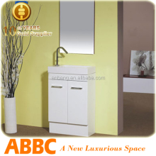White commercial bathroom vanity tops made by PRC model no.W-071