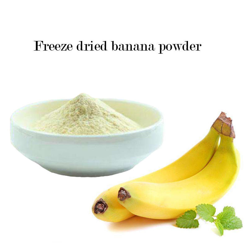 Hot Sale Malaysia Hight Quality Freeze Dried Banana Powder, Fruit Powder With Wholesale Price