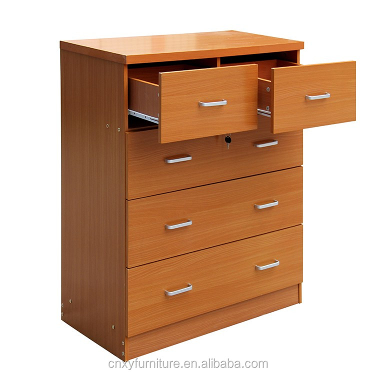 solid wood two drawer file cabinet