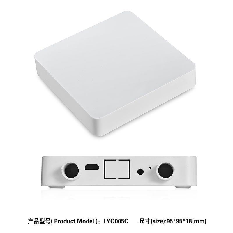 Zigbee smart home system case Infrared Repeater CASE for internet of things LYQ006