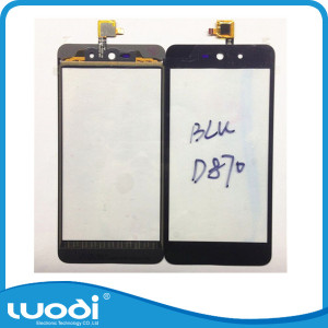 New Touch Screen Panel Digitizer Pantalla Part for BLU D870 Ecran Tactil