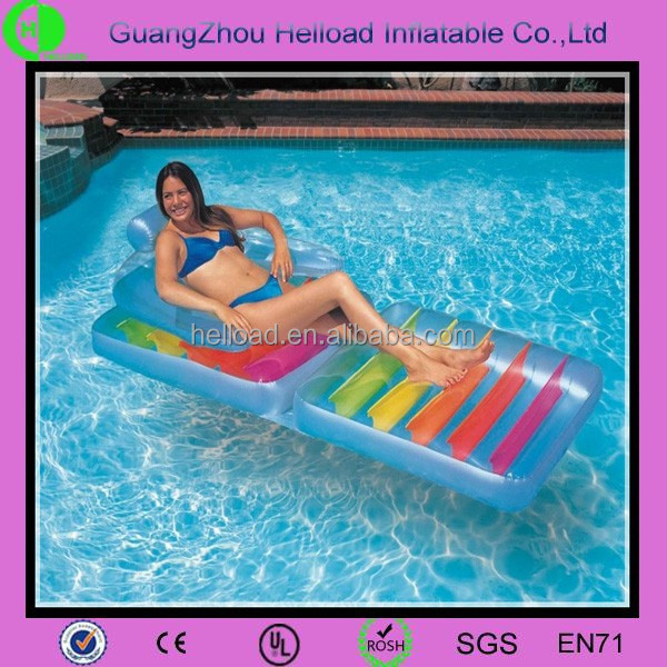 Inflatable Water Lounge Chair