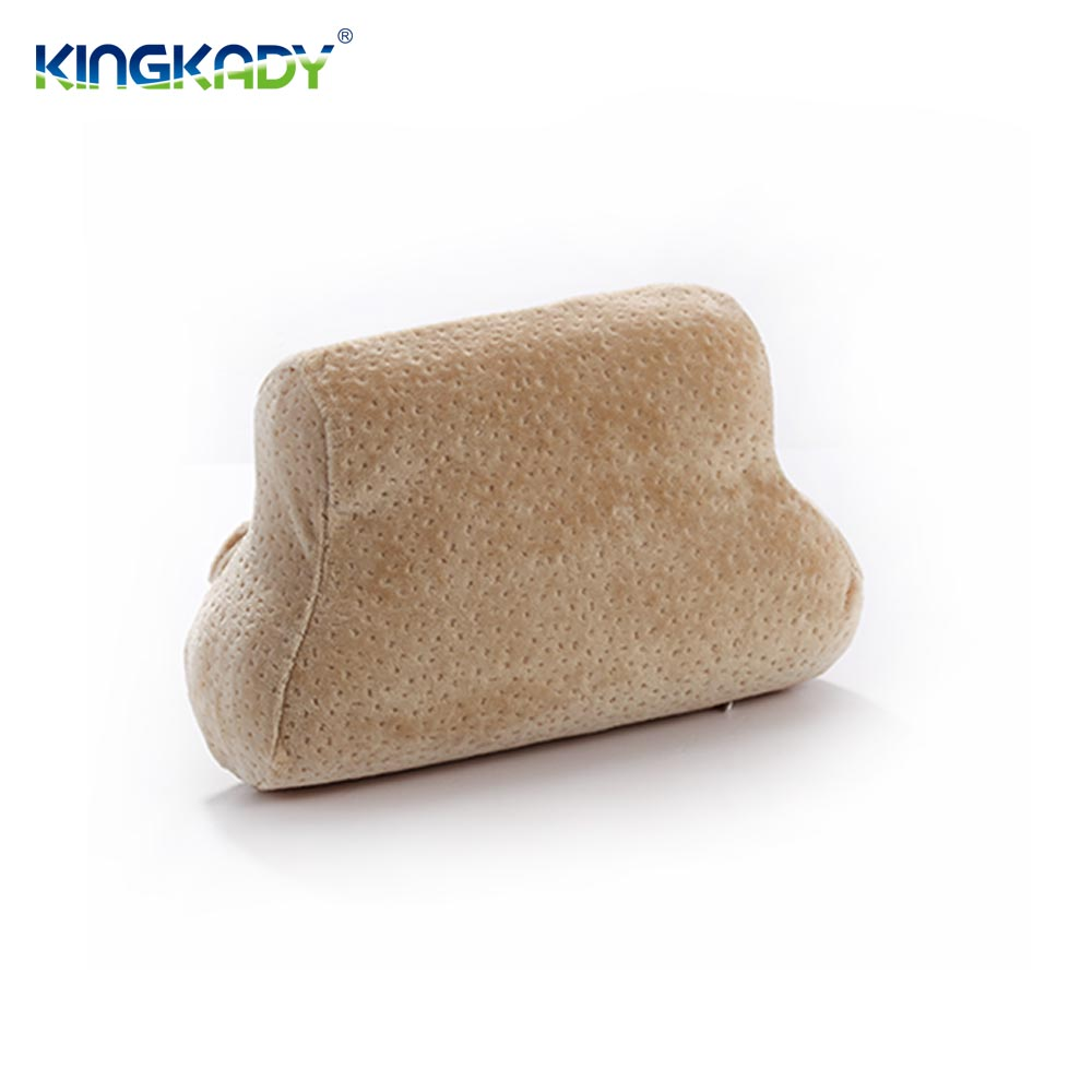 KINGKADY Memory Foam traveling custom oem/odm wholesale adult car seat office neck protector pillow set