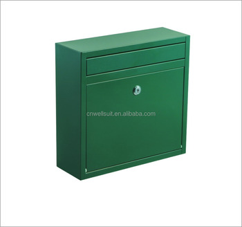 moscow key lock green letter box buy outdoor lock boxes green