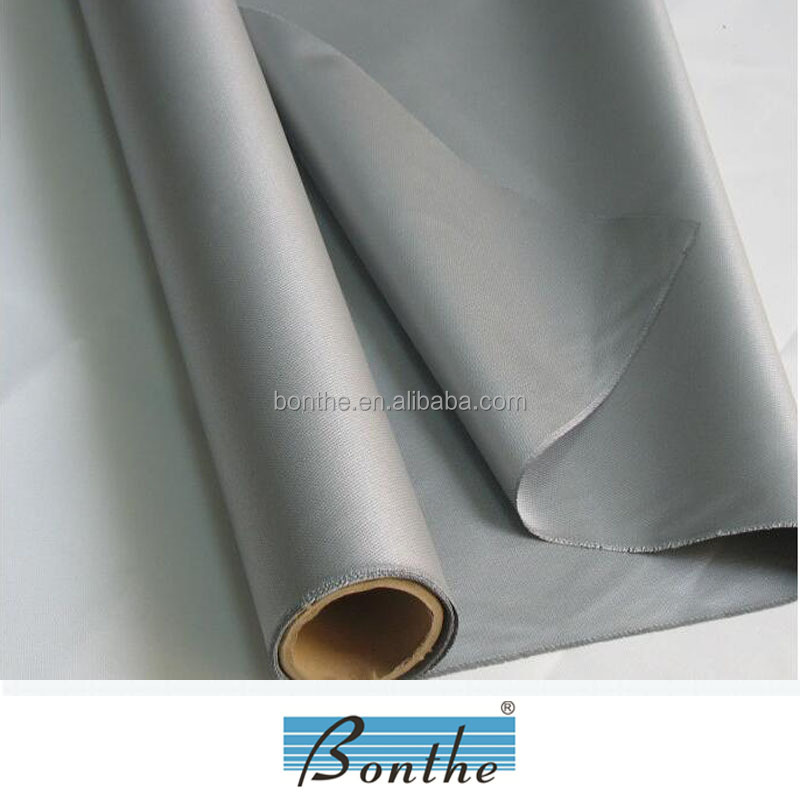 2016 bonthe Hot sale Silicone Fireproof Cloth/ Silicone Coated Fiberglass Cloth/Silicone Rubber Coated Fiberglass Cloth import